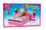 Спальня для куклы в коробке