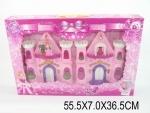Домик для куколок Розовая мечта