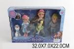 Набор Кукол Frozen Анна, Эльза, Крис