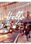 "Тетрадь А4/80 листов в клетку ""Hello Europe"""