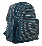 Сумка - рюкзак зеленый