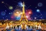 """Пазлы Касторленд 1000 """"Очарование ночей, Париж"""""""