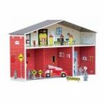 3D-игровой набор Krooom Пожарная часть Дилан