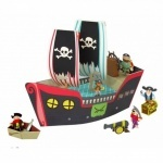 3D-игровой набор Пиратский корабль Купер