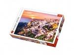 "Пазл Трефл ""Sunset over Santorini"" 1000 деталей"