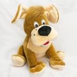Собака Тузик средняя коричневая