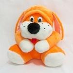 Собака Пегус оранжевая