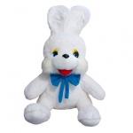 Заяц Степашка, средний белый