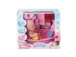 Кукла-пупс с ванночкой и аксессуарами