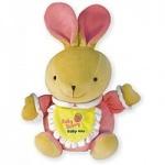 Подвеска плюшевая - Кролик