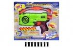 Пистолет детский с поролоновыми пулями Бластер