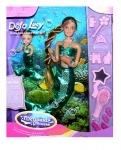 Кукла типа Barbie русалка с аксессуарами ТМ Defa