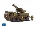 Sluban Военная серия - Машина пулемёт