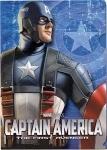"""Уголок А4 """"Капитан Америка"""""""