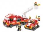 Конструктор Слубан Пожарная команда
