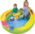 Intex: Игровой центр надувной с мячиками