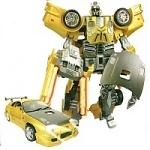 Roadbot: Робот-трансформер - STEPBOT (Toyota Supra, 1:18)