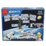 Brick: контсруктор Космическая станция