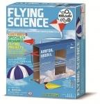 Опыты с летающими объектами