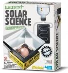 Опыты с солнечной энергией