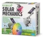 Механизмы на солнечной энергии
