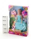 Кукла в бальном платье ТМ  DEFA