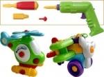Конструктор Строй и играй (вертолет+самолет) Keenway