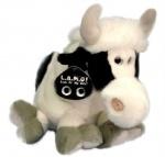 Мягкая игрушка Корова Рогатая