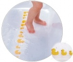 КиндеренОК: Антискользящий коврик на дно ванной  UTTI