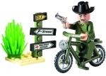 Brick Конструктор Мотоцикл