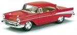 Коллекционная машинка Chevrolet Bel Air 1957
