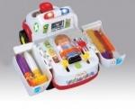 Huiletoys: Развивающая игрушка Скорая помощь