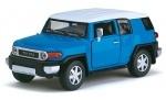 Коллекционная машина Toyota FJ Cruiser