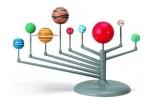 Модель планетария солнечной системы