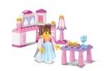 Sluban: Будуар Принцессы Розовая мечта