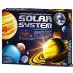 3D мобиль Солнечной системы