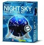Лампа - проектор ночного неба ТМ 4m