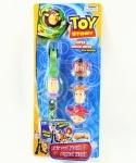 """Часы детские """"История игрушек """" со сменной панелью"""