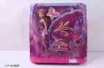 Jinni: Кукла принцесса бабочка