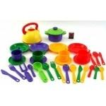 Детский Набор посуды на 32 предмета
