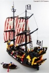 Конструктор Черная Жемчужина из серии Pirates (Пираты) ТМ Brick