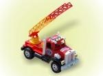 Пожарная машина ТМ Бамсик