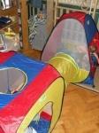 Палатка детская 3в1 с тоннелем