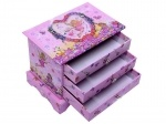 Шкатулка-комод с ящиками