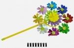 Ветрячок «Цветочки», разноцветный