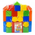 Замок кубики 26 деталей