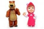 Набор героев Маша и Медведь