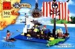 Конструктор Приключения корсаров из серии Pirates (Пираты) ТМ Brick