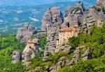 """Castorland: пазл 2000эл.""""Монастырь, Греция"""""""