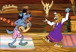 "Castorland: пазл 500эл. ""Ну, погоди!"" Танцы"